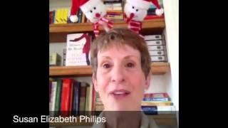 Felicitación Susan Elizabeth Philips Navidades 2014