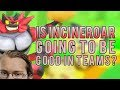 Is Incineroar going to be good in Teams? - Smash ultimate 5 review