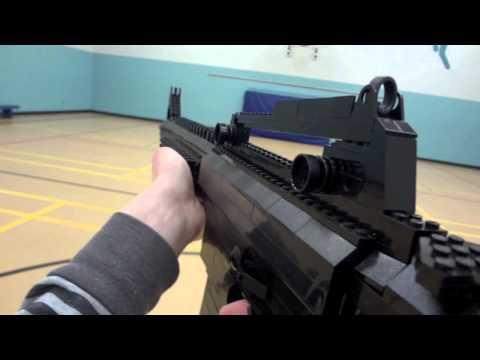 LEGO M16 - Modern Warfare 3