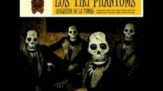 Los Tiki Phantoms - Kalifornia (California Über Alles - Dead Kennedys Surf Cover)