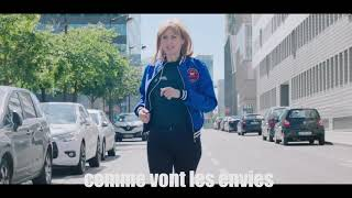 LILI STER | COMME VA LA VIE LYRICS VIDEO