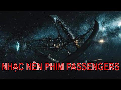 [1 hour] Nhạc nền ma mị trong phim Passengers (Người Du Hành) - background music - Khen Phim