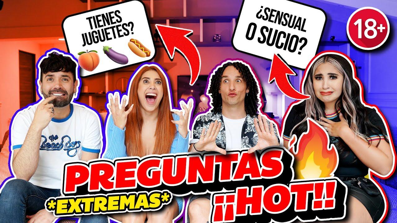 CONFESAMOS TODOS NUESTROS SECRETOS HOT 🔥 lol