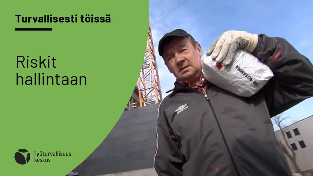 Rakennusteollisuuden työturvallisuusviikko