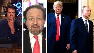 TREASON?? Trump Advisor Addresses Putin Summit | Louder With Crowder