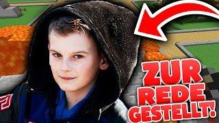 JUNGE verkauft BAN für GELD!! - Minecraft Griefing Deutsch Abgegrieft