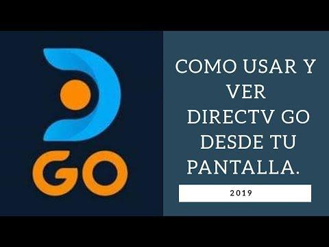 DIRECTV GO! - COMO PUEDO USARLO Y VERLO