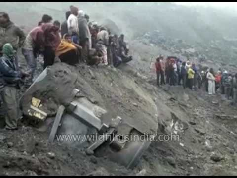 More Than 50 Workers Die In Coal Mine Collapse In Godda, Jharkhand