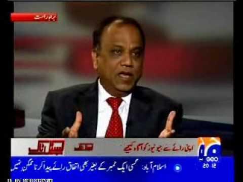 MQM Babar Khan Ghori : Signing of 18th Constitutio...