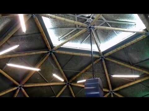 udomia geodesic domes 8 meter 4v doovi. Black Bedroom Furniture Sets. Home Design Ideas