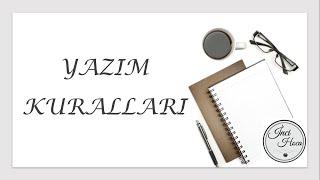 Yazim Kurallari Tyt / Yks / Kpss / Ales / Dgs
