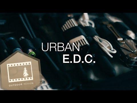 Urban EDC -  Vorstellung meines Maxpedition Organizers