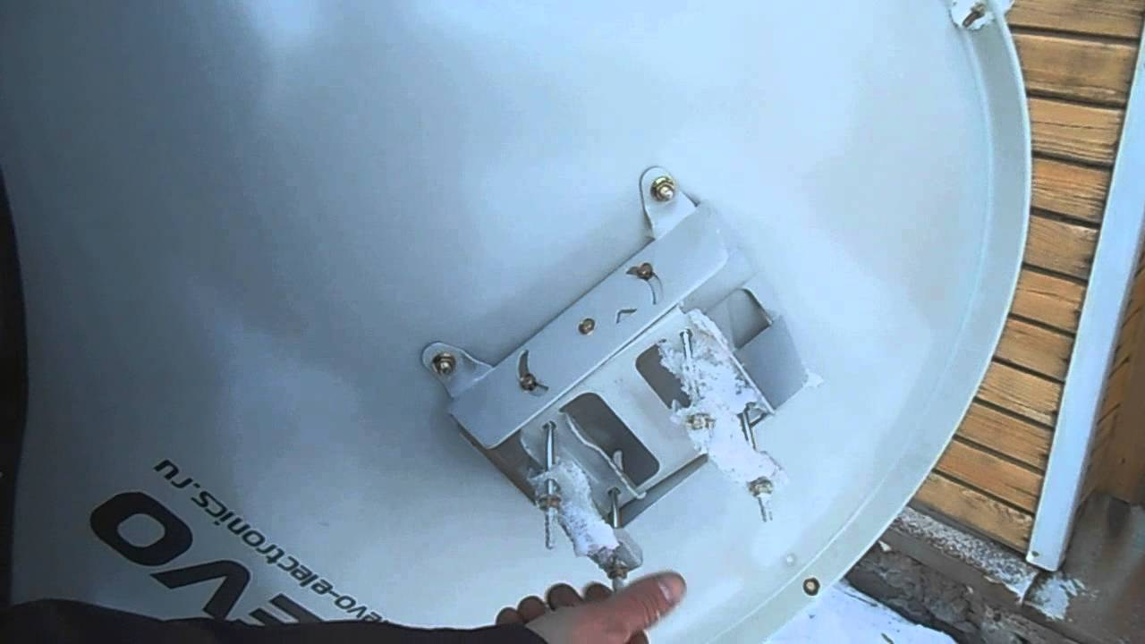 Настройка спутникового модуля МТС ТВ в телевизоре Samsung Самсунг .
