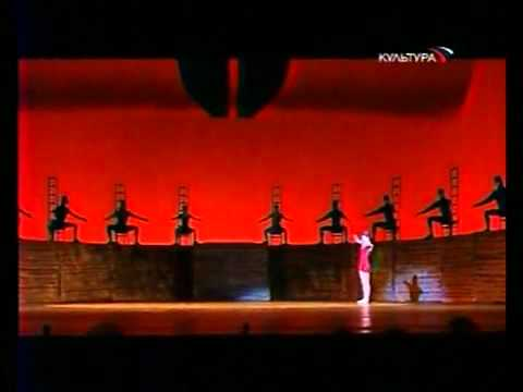 Carmen 1  Svetlana Zakharova. Ballet.