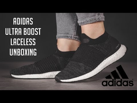 UNBOXING | Adidas Ultra Boost Laceless + COMPARISON DENGAN ULTRABOOST LAINNYA