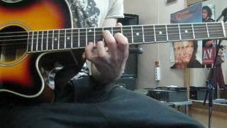 Это песня простая (разбор на гитаре)