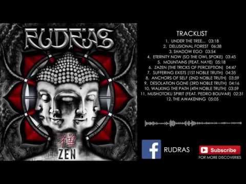 Rudras - Zen | Full Album | Experimental Melodic Death Metal