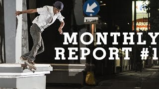 Download Video MONTHLY REPORT #1 MP3 3GP MP4