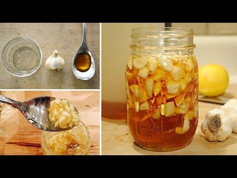 مذهل ..تناول الثوم مع العسل على معدة فارغة لمدة 7 أيام و هذا ما سيحدث لجسمك !!