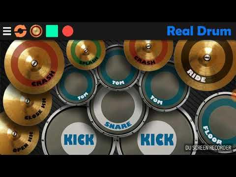 Biola Tak Berdawai Cover Drum (real Drum)