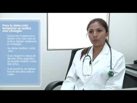 Cáncer Cuello Uterino - Tratamiento