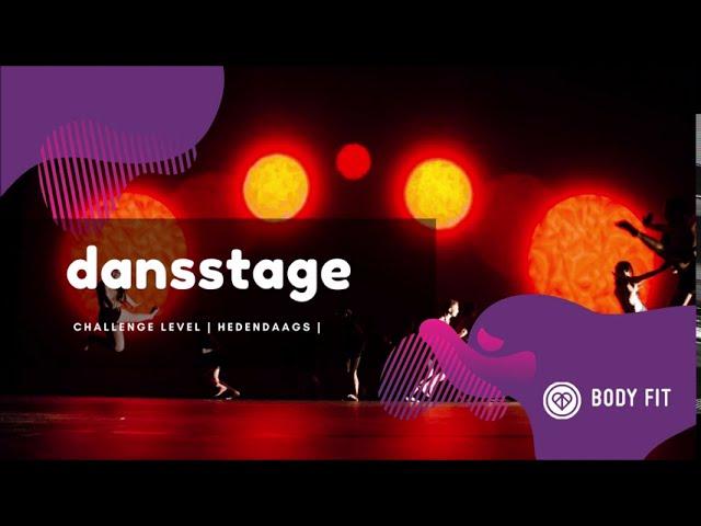 Dansstage | Hedendaags | Body Fit | Poperinge