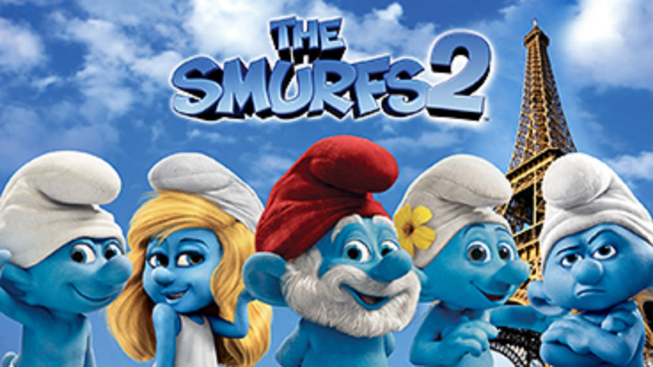 the smurfs 2 movie game - the smurfs 2 movie game part 1 - smurfs