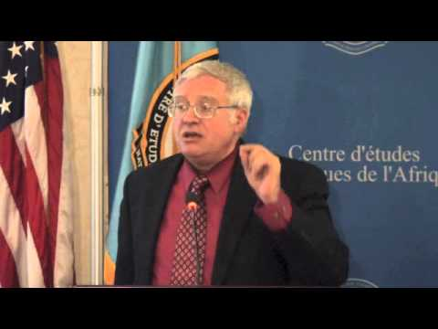National Security Strategies in Africa - Prof. Thomas Dempsey