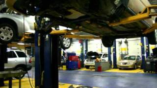 Chevy Malibu Rear Main Seal Job