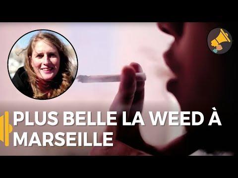 Plus belle la weed à Marseille - Les Haut-Parleurs #drogue
