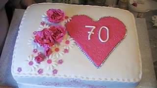 Cake with Heart (Part 2)