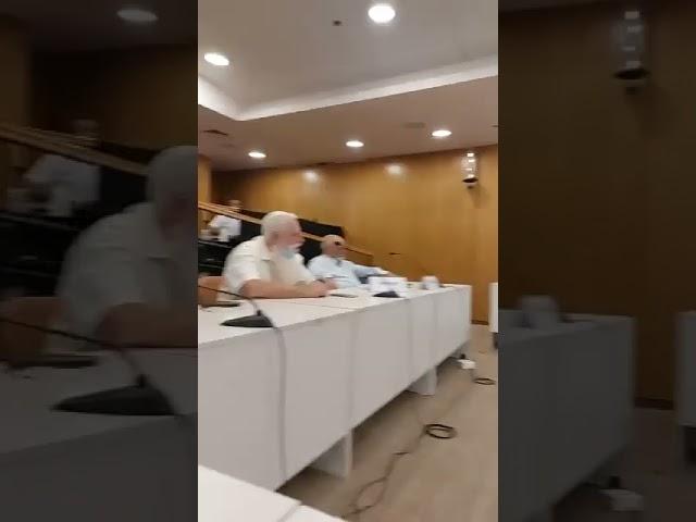 אופיר דיין, ראש צוות פרלמנטרי בכנס הר הבית בכנסת