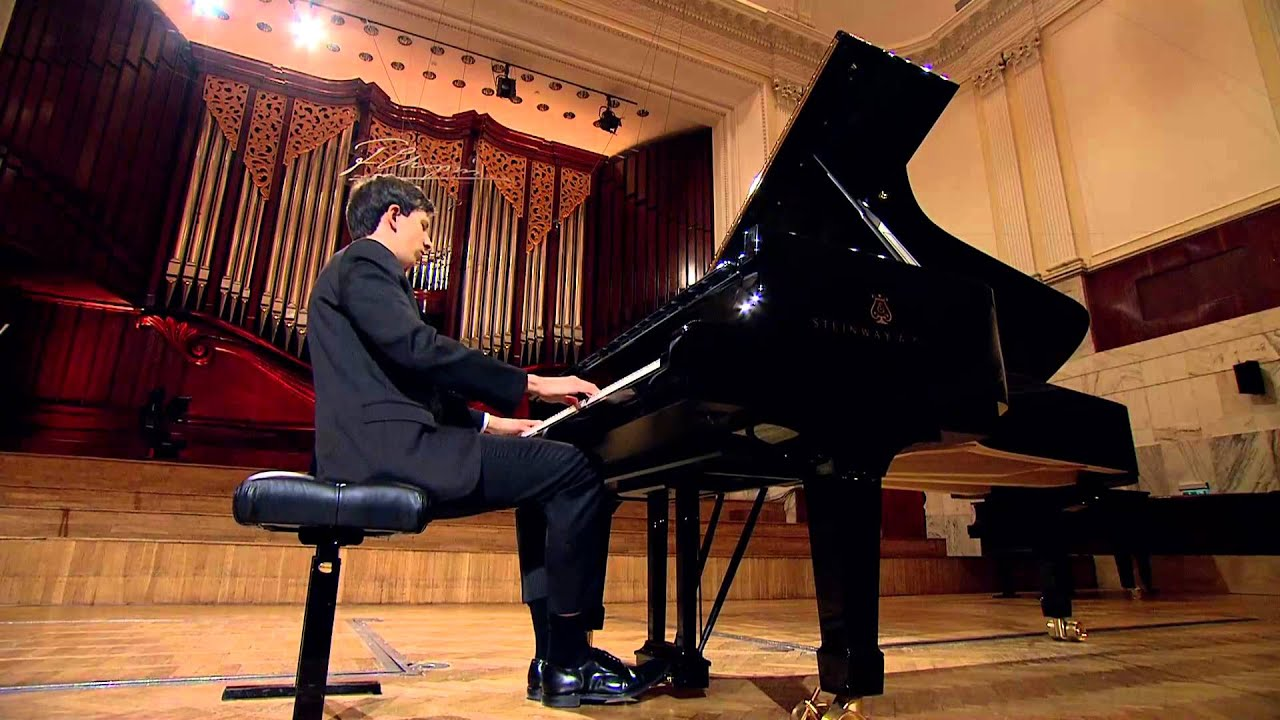 17th International Frederic Chopin Piano Competition in Warsaw (2015)
