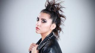 1 Woman + 10 Badass Hairstyles