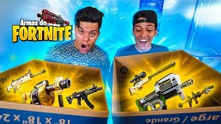 3 FORTNITE'S MYSTERY BOX! ‹ PORTUGAPC ›