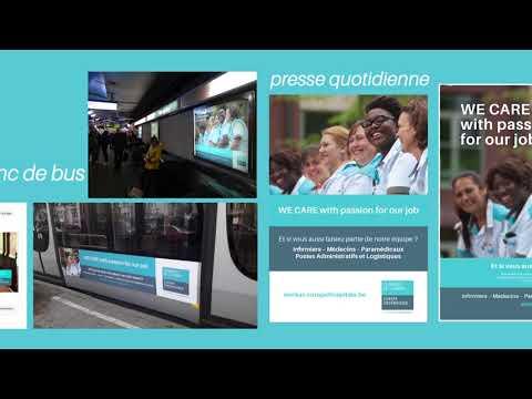 Cliniques de l'Europe  / Références Talent Acquisition Award 2018