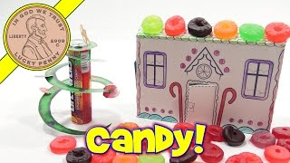 Life Savers Candy Gummies Sweet Game Book - I Build A House!