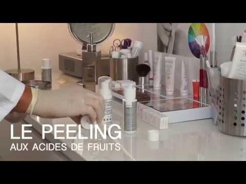 Peeling - Médecin esthétique à Lyon :Dr Valérie Gaillard