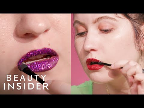 are-these-glitter-lipsticks-kiss-proof?