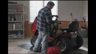 Briggs & Stratton: How to Store Your Tractor for Winter
