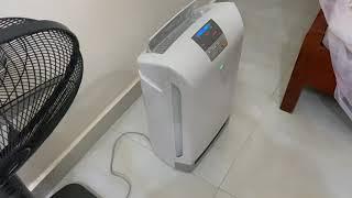 máy lọc không khí khử mùi,bù ẩm. panasonic giá 2,6tr