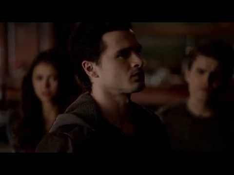 The Vampire Diaries 05x19 Damon & Enzo - The thing is I didn't know she was your Maggie.
