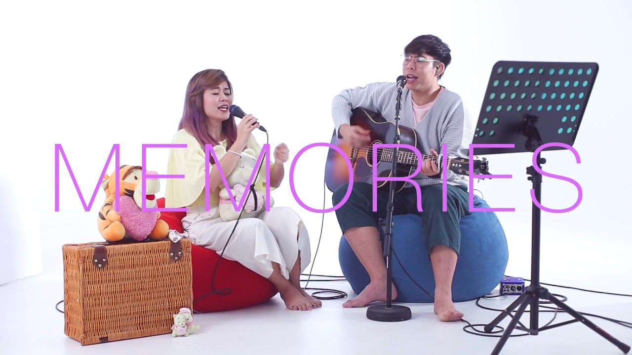 MEMORIES by Maroon 5; a mental wellness tribute [Cover by Vanessa Phang & Goh Mingwei (SG 2pc band)]
