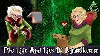 The Life And Lies Of Rita Skeeter