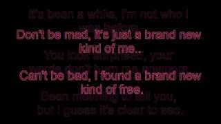 Alicia Keys - Brand New Me (Official Lyrics On Screen)