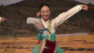 2017년 추석공연 무용진도북춤