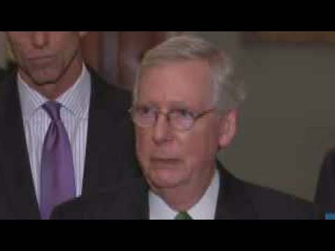 """""""Our goal is to nominate people who can actually win,"""" McConnell says"""