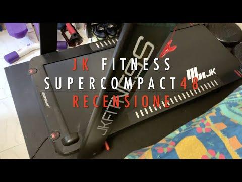 JK Fitness Supercompact 48 tapis roulant