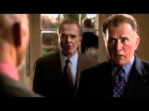 The West Wing - President Bartlett Pwning Kundu (clip)