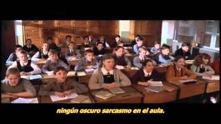 PINK FLOYD.  The happiest days of our lives-Another brick in the wall part 2. sub español
